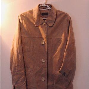 Danier Tan Jacket